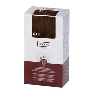 Tinta per capelli Color 6.3 noce Lucens Umbria 135 ml