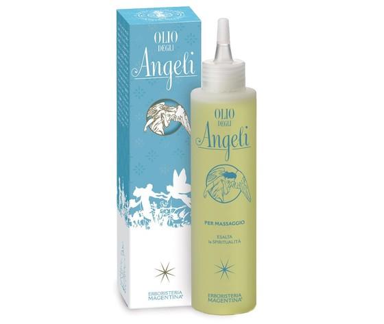Olio degli angeli massaggio rilassante
