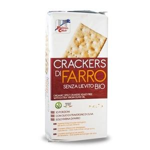 Crackers di farro senza lievito La Finestra Sul Cielo