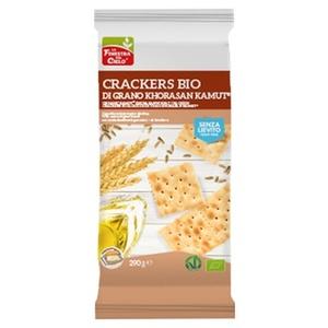 Crackers di kamut senza lievito La Finestra sul Cielo 280g