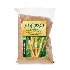 Mascobado zucchero integrale di canna 1 kg Altromercato