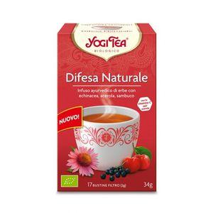 Tisana Difesa Naturale con echinacea e acerola Yogi Tea 34 g - 17 FLT
