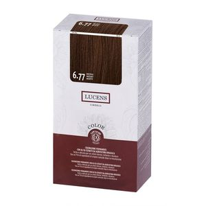 Tinta per capelli Color 6.77 nocciola Lucens Umbria 135 ml
