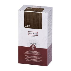Tinta per capelli Color 7.0 biondo Lucens Umbria 135 ml