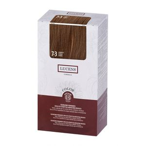 Tinta per capelli Color 7.3 caramello Lucens Umbria 135 ml