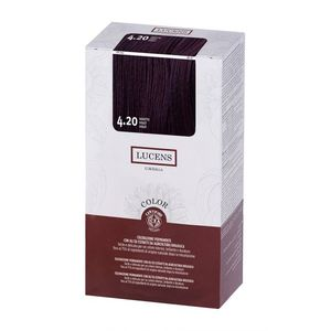 Tinta per capelli Color 4.20 violetto Lucens Umbria 135 ml