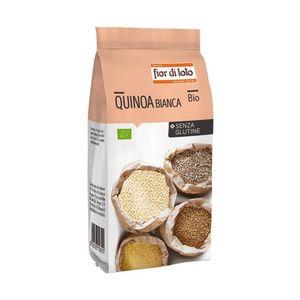Quinoa bianca Fior di Loto 400 g
