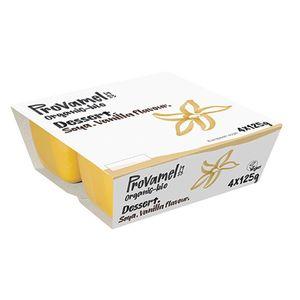 Soya dessert vaniglia Provamel 4 x 125 g