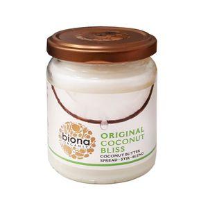 Coconut bliss - crema di cocco da spalmare e per smoothies Biona 250 g