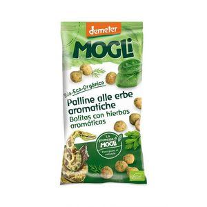 Snack di farro e mais alle erbe aromtiche Mogli 40 g
