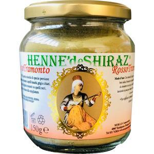Hennè colorante per capelli - Rosso Tramonto Hennè de Shiraz 150g