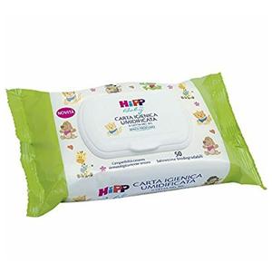 HIPP Carta Igienica Umidificata 99% acqua 50 pz