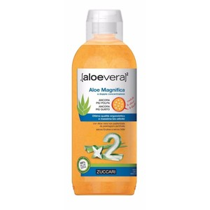 Aloevera Aloe Magnifica A Doppia Concentrazione 1L Zuccari