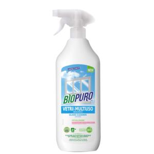 Vetri e multiuso (con spruzzino) 500 ml Biopuro