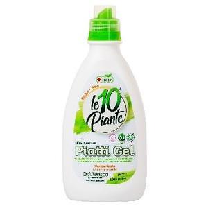 Piatti Gel 100% vegetale Le 10 Piante Probios