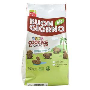 Kids Cookies al cacao Buongiorno Bio La Finestra sul Cielo 350 g