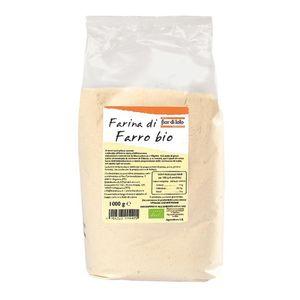 Farina di farro bianca Fior di Loto 1 kg