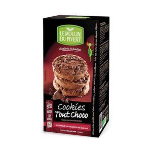 Cookies al cacao con pepite di cioccolato Le Moulin du Pivert 175 g data di scadenza 12/10/2021