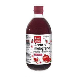 Aceto di melograno non filtrato Baule Volante 500 ml