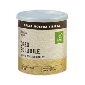 Orzo tostato solubile di Filiera Ecor 120 g data di scadenza 15/07/2023
