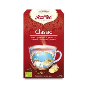 Tisana ayurvedica Classic alla cannella Yogi Tea Conf. 37,4 g - 17 flt
