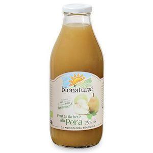 Succo e polpa di pera Bionaturae Conf. 750 ml data di scadenza 30/11/2021