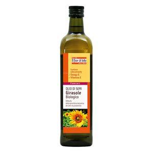 Olio di semi di girasole Fior di Loto 750 ml scadenza 07/10/2022