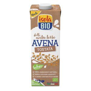 Bevanda di avena tostata Isola Bio 1 L scadenza 16/04/2022