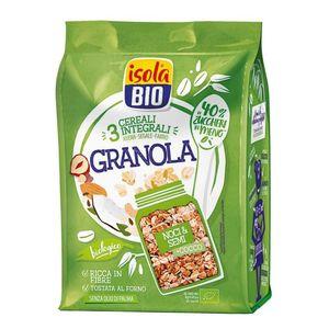 Crunch granola 3 cereali con noci e cocco Isola Bio 350 g scadenza 07/01/2022