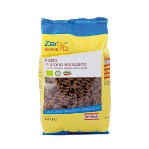 Fusilli di grano saraceno Zero% Glutine Fior di Loto 500 g