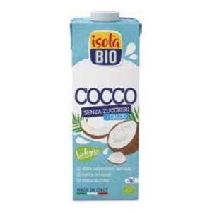 Bevanda al cocco con calcio Isola Bio 1 L scadenza 03/06/2022