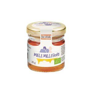 Mini miele millefiori Fior di Loto 35 g scadenza 07/10/2022
