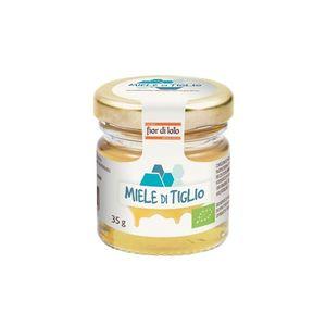 Mini miele di tiglio Fior di Loto 35 g scadenza 09/10/2022