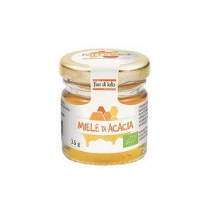 Mini miele di acacia Fior di Loto 35 g scadenza 18/09/2022