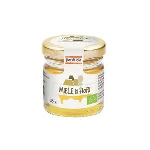 Mini miele ai fiori alpini Fior di Loto 35 g scadenza 15/10/2022