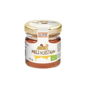 Mini miele di castagno Fior di Loto 35 g scadenza 11/10/2022
