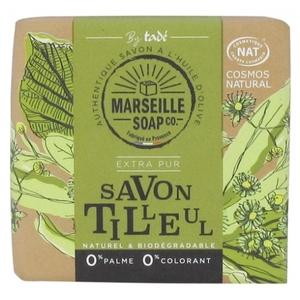 Savon de Marseille Tilleul 100 g