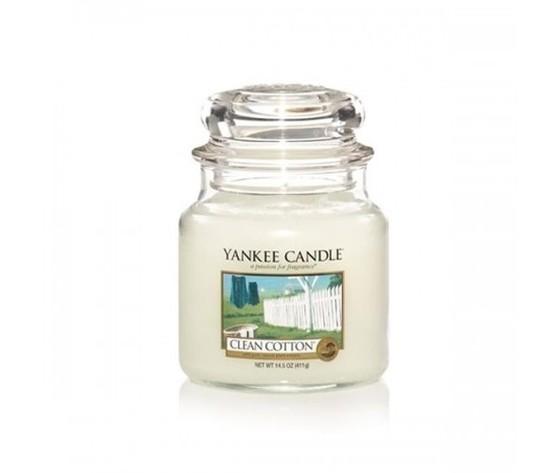 Yankee candle giara media clean cotton yan1010729e 31