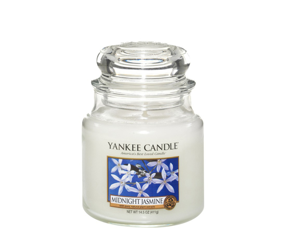 Yankee candle profumata candela midnight jasmine classic medio 16006 a 5ee1ca9e8b539
