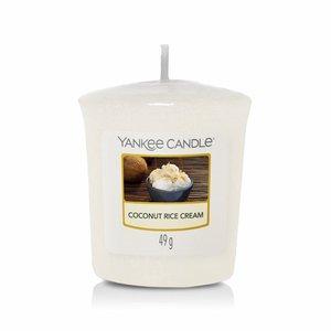 Coconut Rice Cream Yankee Candle