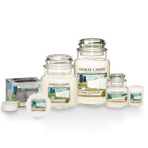 Clean Cotton® Yankee Candle
