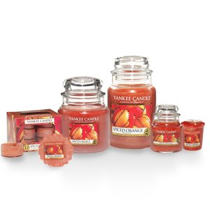 Spiced Orange Yankee Candle