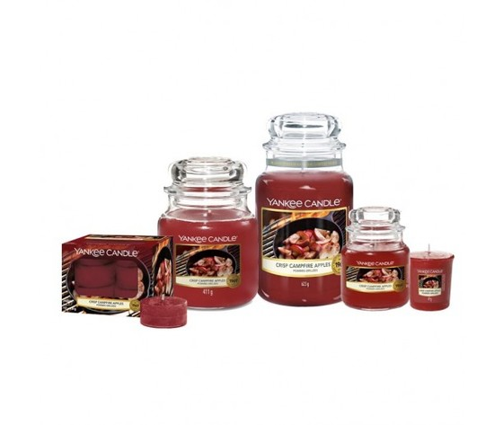 Crisp campfire apples yankee candle family big
