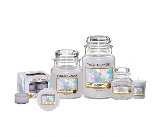 Sweet nothings yankee candle family big 1