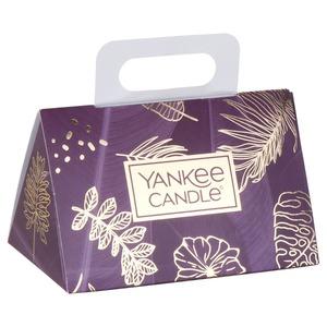 Confezione regalo con 3 candele sampler