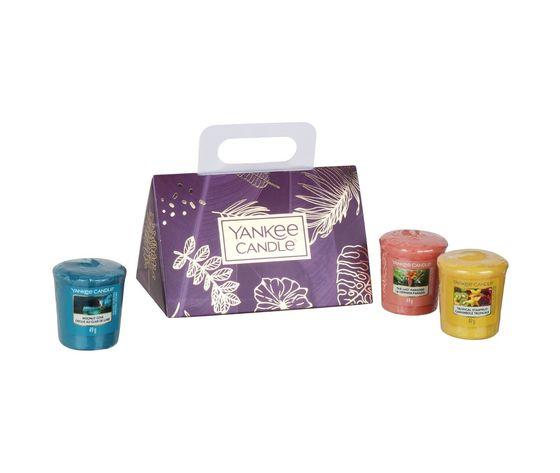 Yankee candle 1630306e the last paradise three votive gift set 2