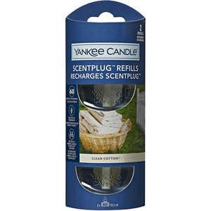 Ricarica di fragranza per profumatore elettrico in confezione doppia CLEAN COTTON