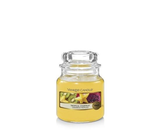 Tropical starfruit giara piccola yankee candle