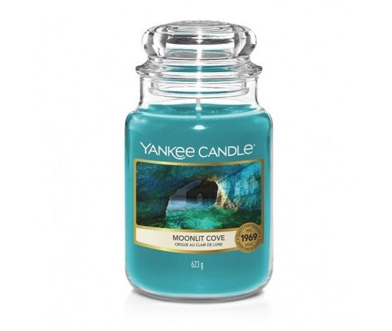 Moonlit cove giara grande yankee candle
