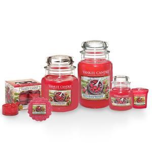 Red Raspberry Yankee Candle
